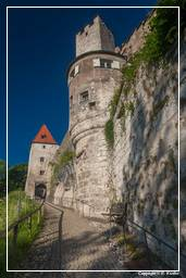 Burghausen (0257) Castillo - Stephansturm