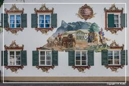 Oberammergau (456) Alte Post