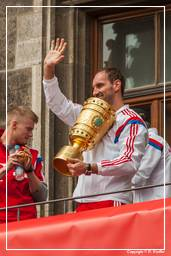 FC Bayern Munich - Double 2014 (0753) Tom Starke