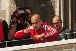 FC Bayern - Double 2014 (1282) Pep Guardiola