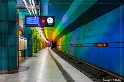 Subway (Munich) (111) Candidplatz