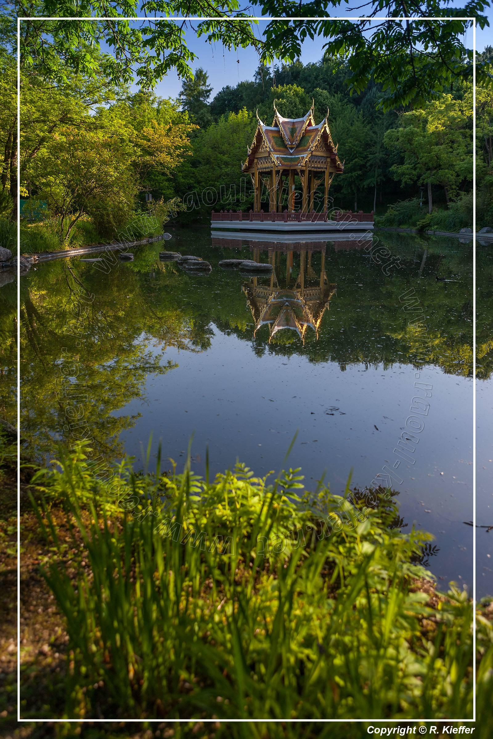 Fotogalerie - Westpark (München): The Westpark is a large urban…