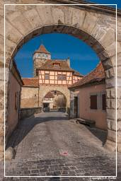 Rothenburg ob der Tauber (0407) Rödertor