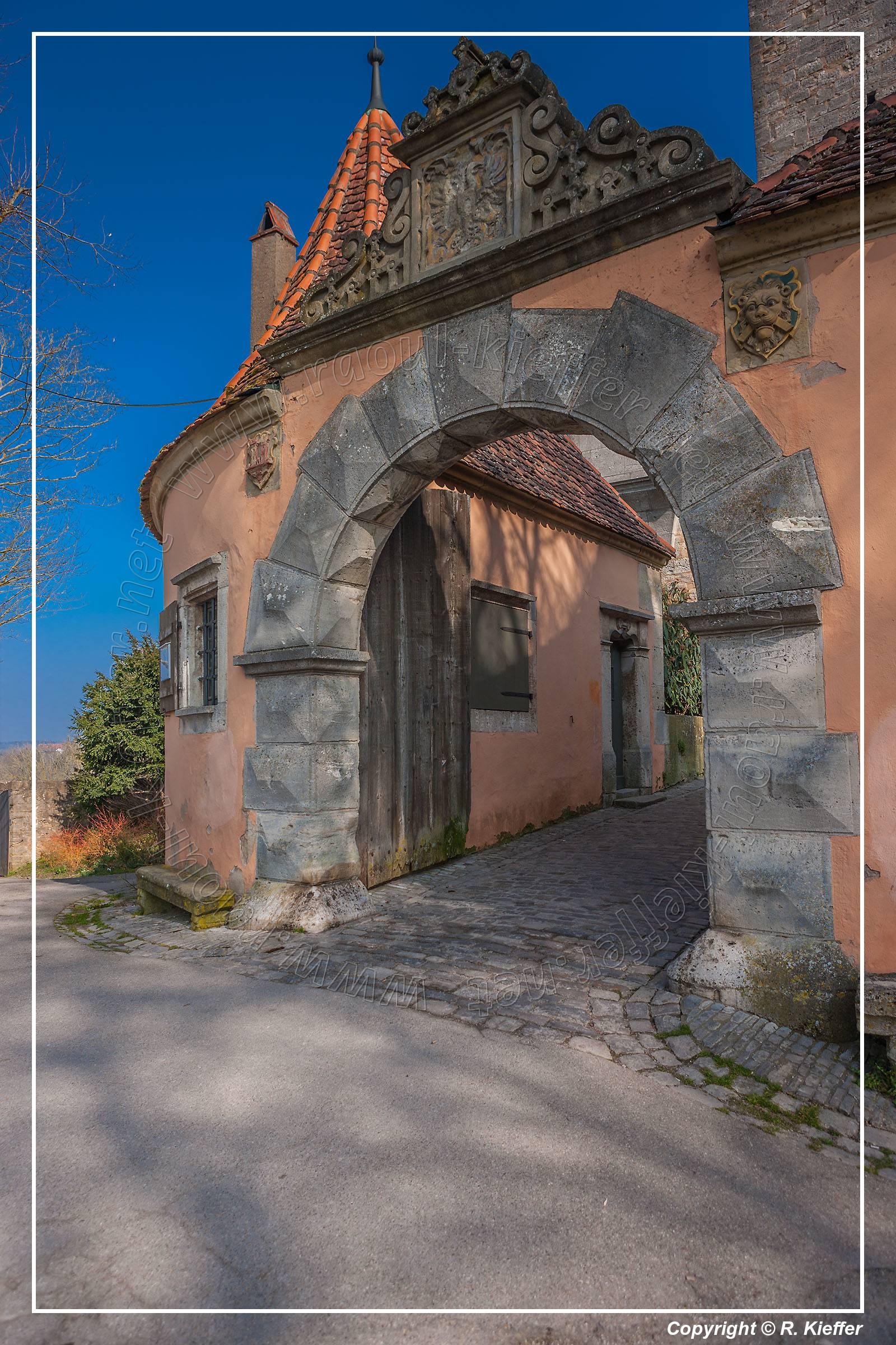 Gasthof Hotel Bezold Rothenburg ob der Tauber