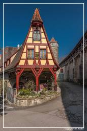 Rothenburg ob der Tauber (0670) Old Forge