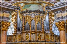 Weltenburg Abbey (231) Brandenstein pipe organ