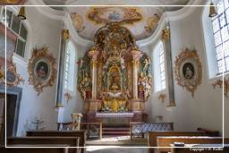 Weltenburg Abbey (302) Frauenberg Chapel
