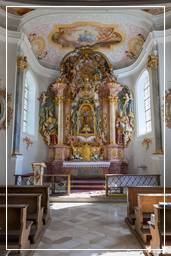 Weltenburg Abbey (311) Frauenberg Chapel