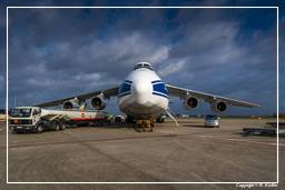 GIOVE-B Launch Campaign (0245) GIOVE-B transport to Baikonur with Antonov AH-124