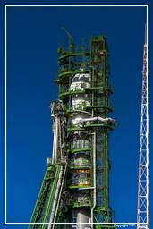 GIOVE-B Launch Campaign (5573) Soyuz Launch Day