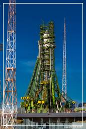 GIOVE-B Launch Campaign (5602) Soyuz Launch Day