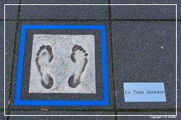 Rotterdam (167) Walk of Fame Europe (La Toya Jackson)