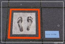 Rotterdam (168) Walk of Fame Europe (Gloria Estefan)