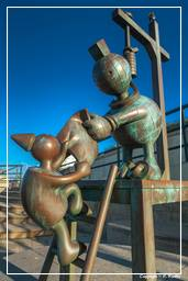 Scheveningen (144) SprookjesBeelden (Tom Otterness)