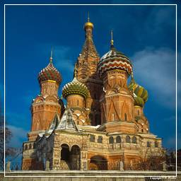 Moscow (001) Saint Basil's Cathedral