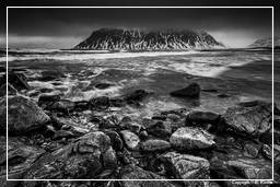 Skagsanden Beach (Lofoten) (054) Norway